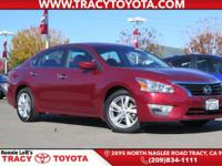 Maroon 2013 Nissan Altima 2.5 SL FWD CVT with Xtronic