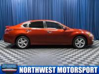 Clean Carfax Two Owner Sedan with Sunroof!  Options: