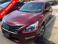 CARFAX One-Owner. Clean CARFAX. Red Metallic 2013