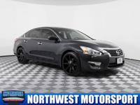 One Owner Sedan With A Backup Camera!  Options:  Backup