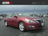 Nissan Altima, options include:  Heated Seats,