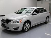 2013 Nissan Altima with 2.5L I4 Engine,Leather