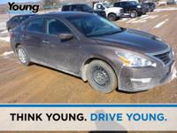 2013 Nissan Altima and 2 Years of Maintenance Included.