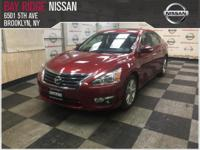 This outstanding example of a 2013 Nissan Altima 2.5 SL