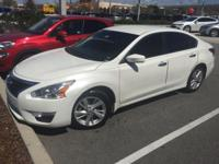 Altima 2.5 SL, 4D Sedan, CVT with Xtronic, Brilliant