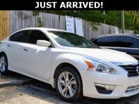 This Altima features: CVT with Xtronic. Odometer is