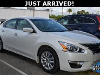 This Altima features: CVT with Xtronic.Clean CARFAX.