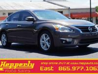 Clean CARFAX. This 2013 Nissan Altima 2.5 SL in Java