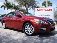 NISSAN CERTIFIED PREOWNED , One Owner, NONSmoker, Fresh