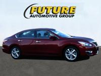This 2013 Nissan Altima Altima is Red Brick. This