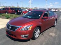 Priced Below Market! ThisAltima will sell fast! This