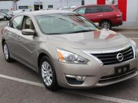 This Nissan Certified 2013 Nissan Altima 2.5 S is