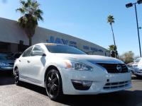 Options:  2013 Nissan Altima 4Dr Sdn I4 2.5