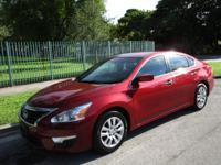 Options:  2013 Nissan Altima 2.5 S|Come And Visit Us At