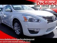 Check out this gently-used 2013 Nissan Altima we