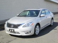 You are looking at a Silver, 2013 Nissan Altima. These