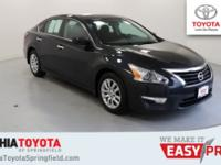 New Price! CARFAX One-Owner. 38/27 Highway/City MPG CVT