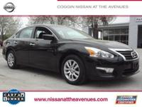 This Black 2013 Nissan Altima 2.5 S is priced to sell