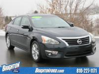 CVT with Xtronic. Blue Metallic 2013 Nissan Altima 2.5