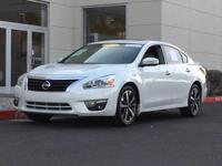 New Price! Certified. CARFAX One-Owner. Nissan