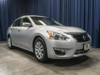 Clean Carfax Two Owner Sedan with Push to Start