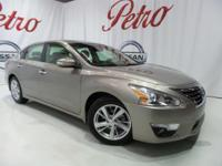 2013 Nissan Altima38/27 Highway/City MPG  Options: