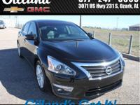 Altima 2.5 SL, 4D Sedan, 2.5L I4 DOHC 16V, CVT with