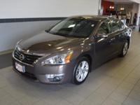 This certified pre-owned 2013 Nissan Altima SL in