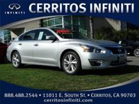 2013 ALTIMA 2.5 SL SEDAN! This incredibly dependable