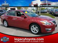 CARFAX One-Owner. Clean CARFAX. Altima 2.5 SV, 4D