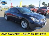* ONE OWNER!! * -- * ONLY 9K MILES!! * -- 2.5 S COUPE
