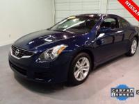 2013 Altima Coupe 2.5S ** Navy Blue Metallic ** This is