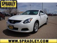 2013 Nissan Altima 2dr Car 2.5 S. Our Place is: