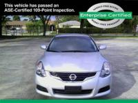 2013 Nissan Altima 2dr Cpe I4 2.5 S Our Location is: