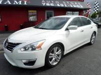 Options:  2013 Nissan Altima Come See Our Wide