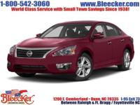 Scores 31 Highway MPG and 22 City MPG! This Nissan