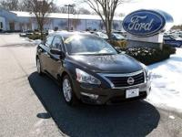 CLEAN CARFAX 1 OWNER 2013 NISSAN ALTIMA 2.5L SV