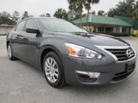 Altima 2.5 S and CVT Xtronic. Take into consideration