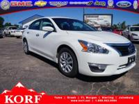 2013 Nissan Altima 4dr Car 2.5 S Our Location is: Korf