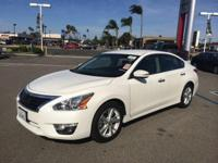 This superior example of a 2013 Nissan Altima 2.5 SL is