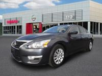 2013 NISSAN ALTIMA 4DR SDN I4 2.5 S 2.5 S. Our Location