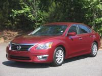Exterior Color: burgundy, Body: Sedan, Engine: 2.5L I4