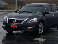 This was my personal Altima. Absolutely loved the