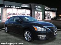 Exterior Color: super black, Body: Sedan, Engine: 2.5L
