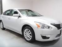 ONE OWNER!! This 2013 Nissan Altima 2.5 Sedan just came