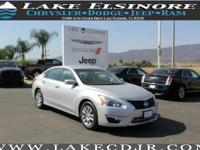 This 2013 Nissan Altima 2.5 S is provided exclusively