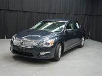 2013 NISSAN Altima Sedan SEDAN 4 DOOR Our Location is: