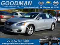 2013 Nissan Altima SV Sedan Our Location is: Nissan of