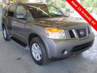 2013 Armada SV ** Untitled 500 Mile vehicle from Nissan