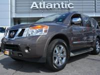Armada Platinum, Nissan Certified, 4D Sport Utility,